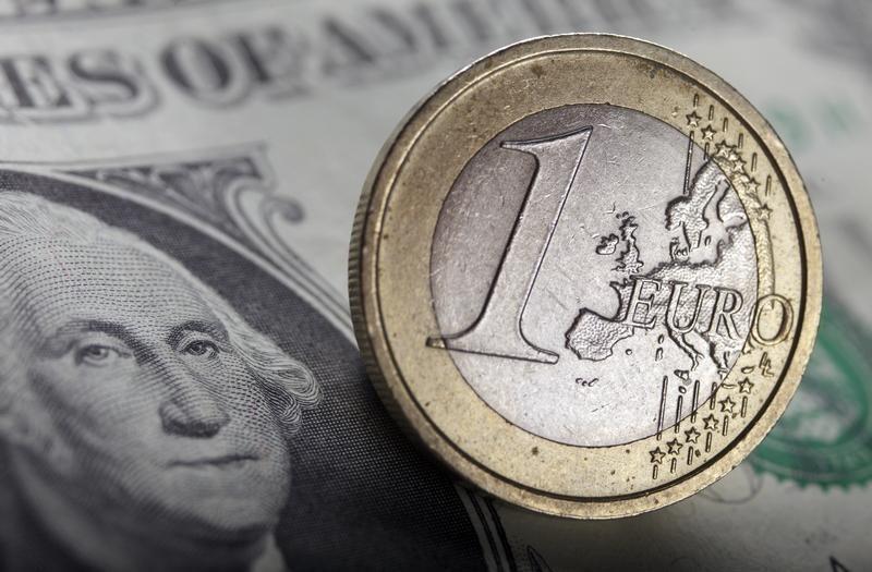 © Reuters.  EUR/USD se rapproche de 1.16 après des statistiques US décevantes