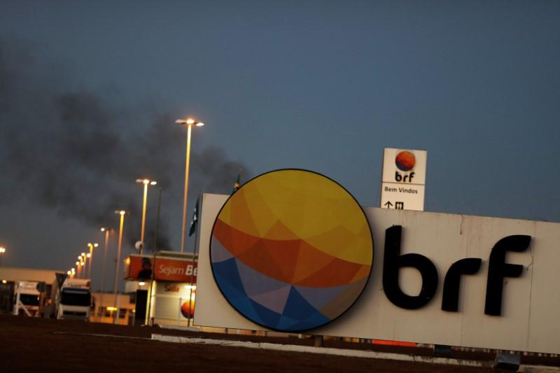 © Reuters.  BRF busca bancos de investimentos para venda de ativos no exterior