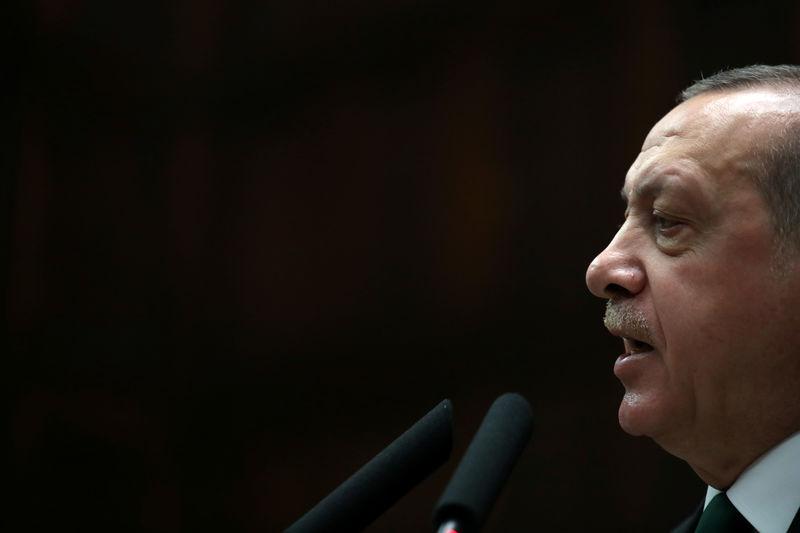 © Reuters.  Erdogan will nach Wahlsieg Geldpolitik an sich reißen