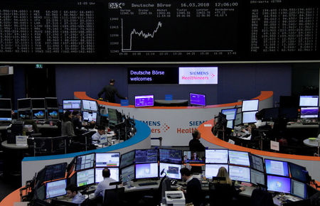 UPDATE 2-Europe's STOXX 600 opening delayed due to data input problems