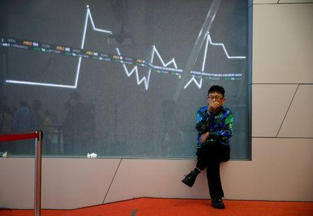 Indonésia - Ações fecharam o pregão em queda e o Índice IDX Composite recuou 0,39%