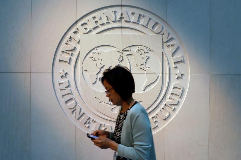 © Reuters.  Turquia não expressou desejo por ajuda do FMI, diz porta-voz do fundo