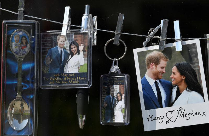 © Reuters.  La boda de Harry y Meghan: ¿el impulso económico que el Reino Unido necesita?