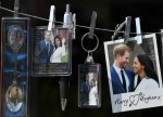 Meghan and Harry release official photos of their UK royal wedding