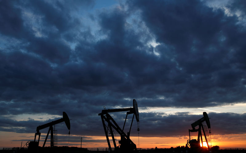 Oil Down Over Surprise Build in U.S. Crude Inventories