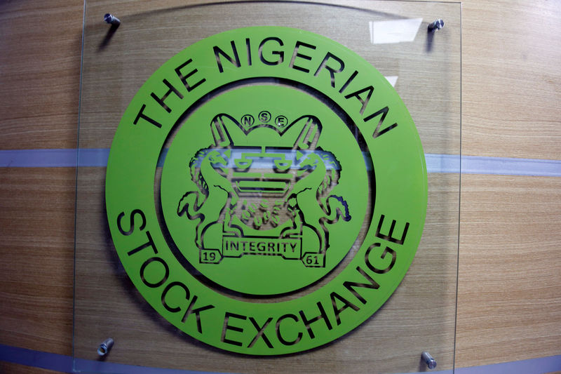 Nigerian stocks end week-long gains as funds book profit