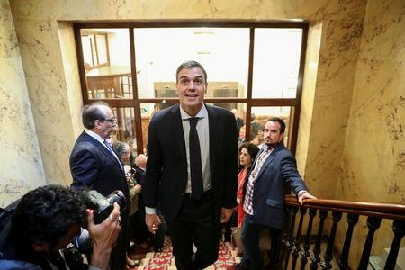 El gobierno español confía en recabar apoyos para un presupuesto de