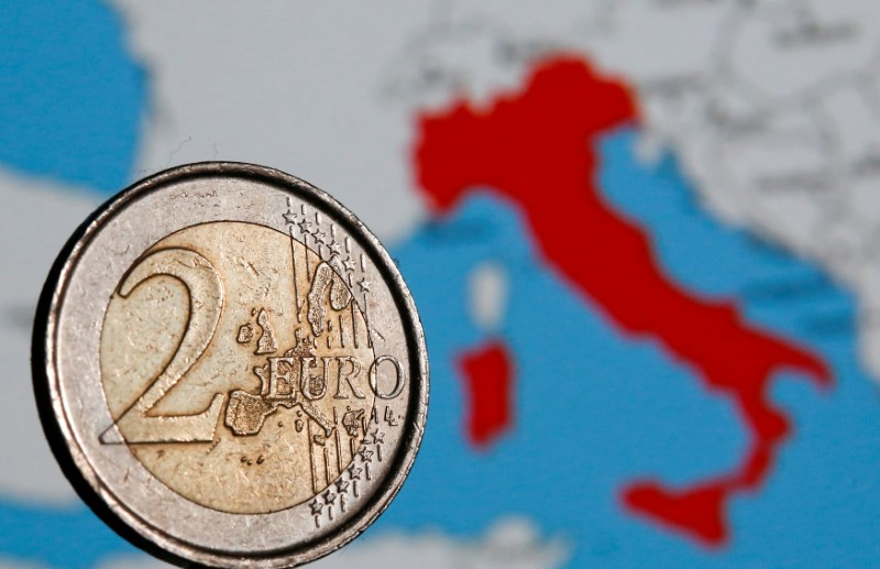 © Reuters.  Italian economic growth set to remain weak in near term: ISTAT