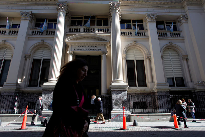 Argentina to give teleconference on public debt negotiations on Friday