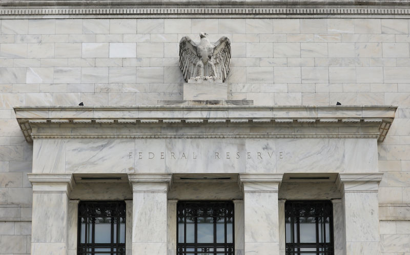 © Reuters.  Oversubscribed Fed Repo Operation Shows Thirst for Year-End Cash