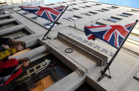 欧洲股市多数上涨:Burberry大跌约8% 料上半年销售同比降20%