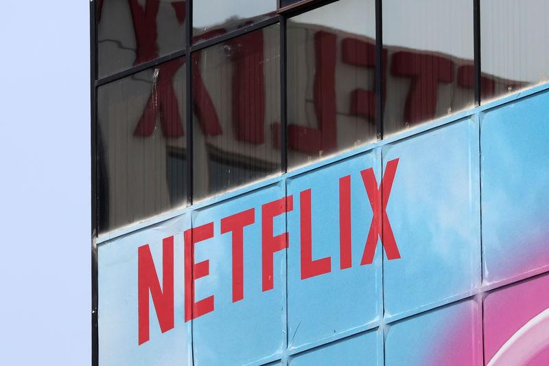 Netflix Falls 3% By Investing.com
