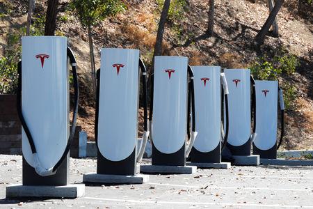 Ações - Futuros dos EUA em alta, Tesla ajuda; Dow Futuros sobe 92 pontos