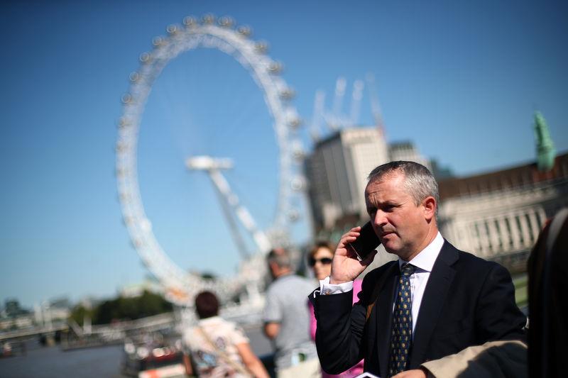 "© Reuters.  Moody's понизило кредитный рейтинг Великобритании до ""Aa3"""