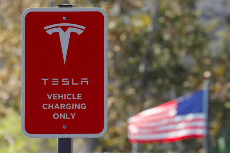 Stocks - Tesla, Chipmakers Fall Premarket; Best Buy, L Brands Up