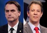 Pesquisa do BTG mostra Bolsonaro com 60% dos votos válidos; Haddad tem voto útil