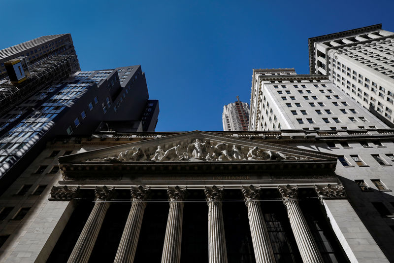 © Reuters.  U.S. stocks higher at close of trade; Dow Jones Industrial Average up 0.15%