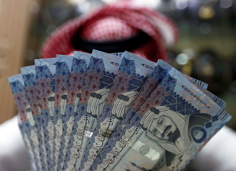 © Reuters.  Saudi central bank governor reiterates banking sector is very liquid