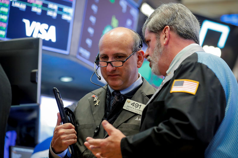 S&P 500 Closes Just Below All-Time High as Investors Await Earnings