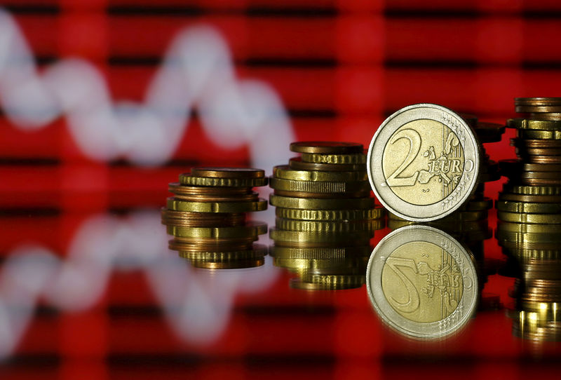 © Reuters.  Never in the History of the Euro Has Volatility Been This Low