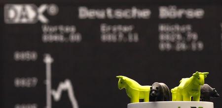 مؤشرات الأسهم في ألمانيا تباينت عند نهاية جلسة اليوم