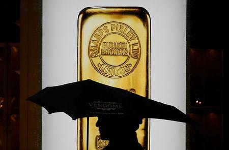 Os Futuros de Ouro subiram durante a sessão asiática