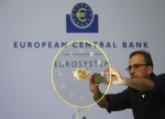 ECB Warned of Caution on Economy Even Before Coronavirus Hit