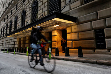 أنباء عاجلة: فيدرالي نيويورك يهبط بتوقعاته لنمو الناتج المحلي الإجمالي للربع الرابع