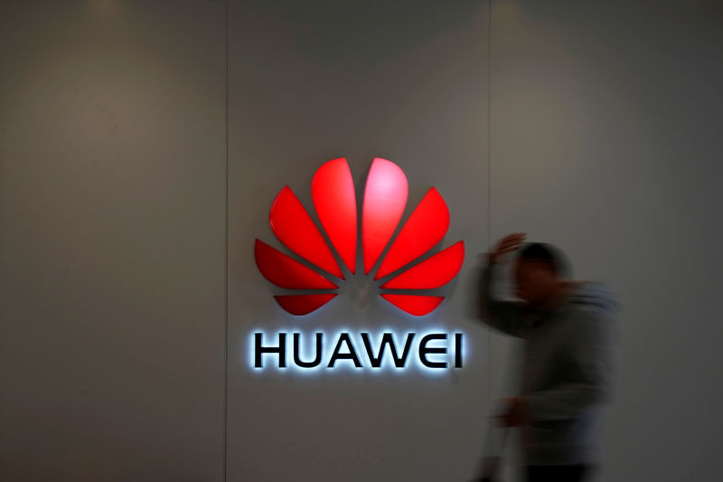 Huawei launches foldable phone in China By Reuters