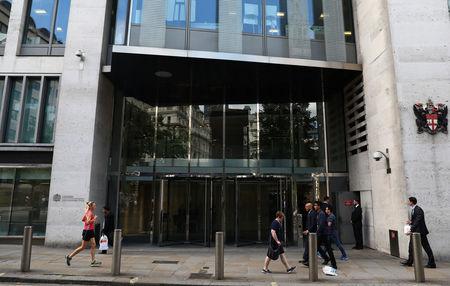 مؤشرات الأسهم في المملكة المتحدة هبطت عند نهاية جلسة اليوم؛ Investing.com بريطانيا 100 تراجع نحو 0.35%