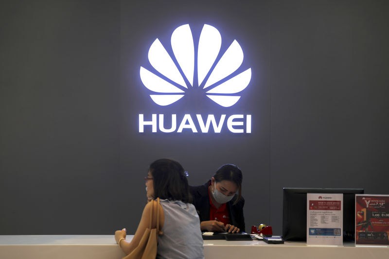 © Reuters. China Confident Huawei Will Build Brazil's 5G Mobile Network