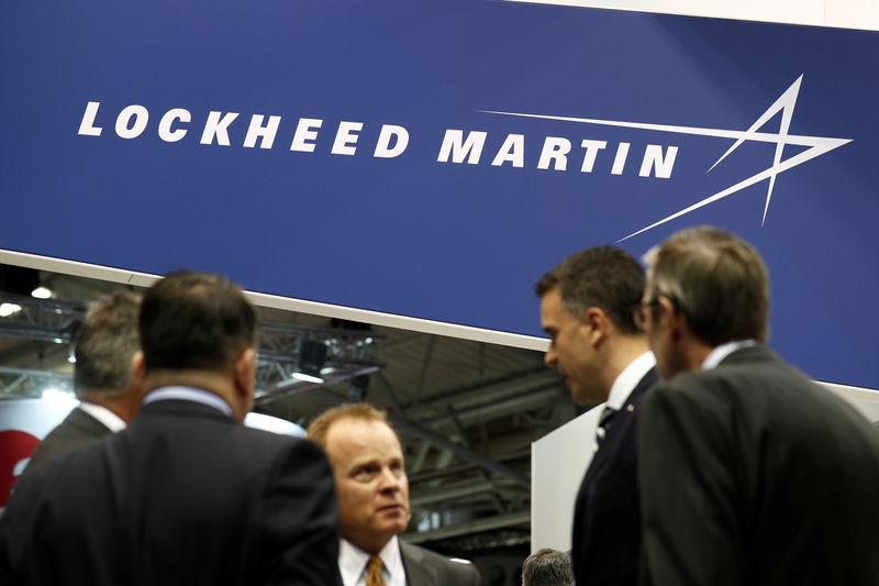 © Reuters. Lockheed Martin Earnings, Revenue Beat in Q4
