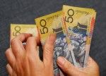 Forex - Aussie Dollar Rises on Strong Jobs Data; Euro Inches Up Ahead of PMI Data