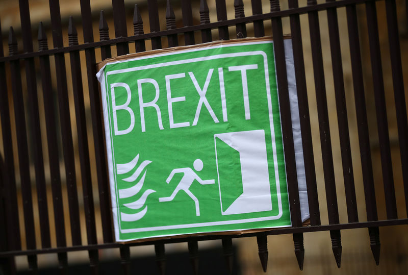 © Reuters.  After Another Week of Bluff and Bravado, Where Next for Brexit?