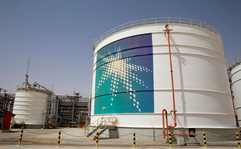 © Reuters. Aramco Sale Gets Going on Saudi Highways and at ATMs