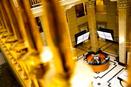مؤشرات الأسهم في بيرو هبطت عند نهاية جلسة اليوم؛ S&P Lima General تراجع نحو 0.35%