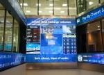 FTSE in salita dello 0,3%, volume di scambi ridotti