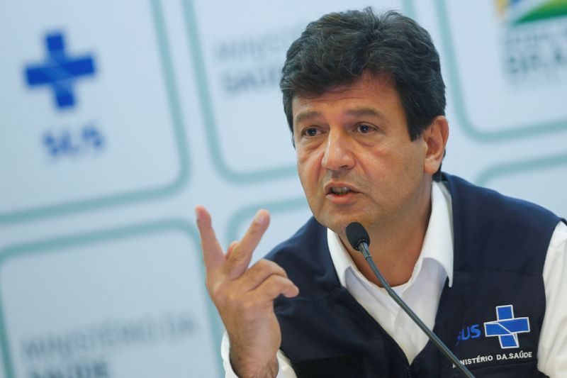 AO VIVO: Acompanhe a  CPI do Covid no Senado; ex-ministro Mandetta é o 1º a depor