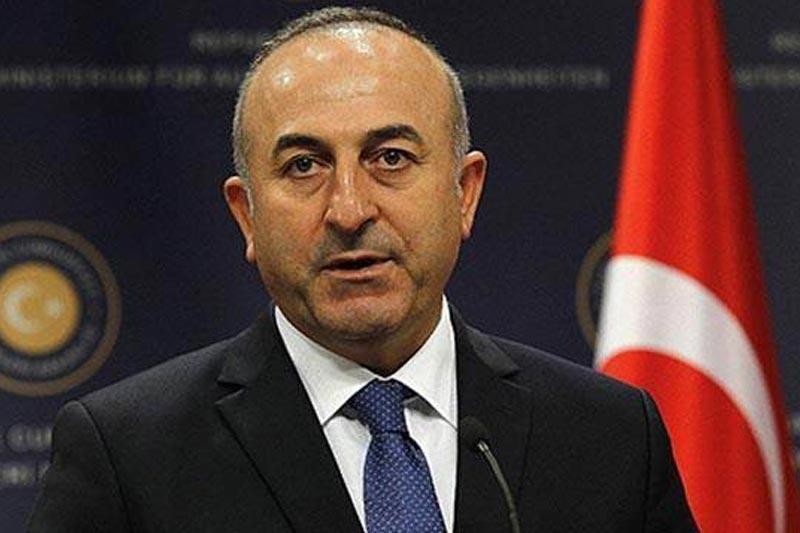 Bakan Çavuşoğlu: ''Hiç kimse Türkiye'ye ültimatom veremez''