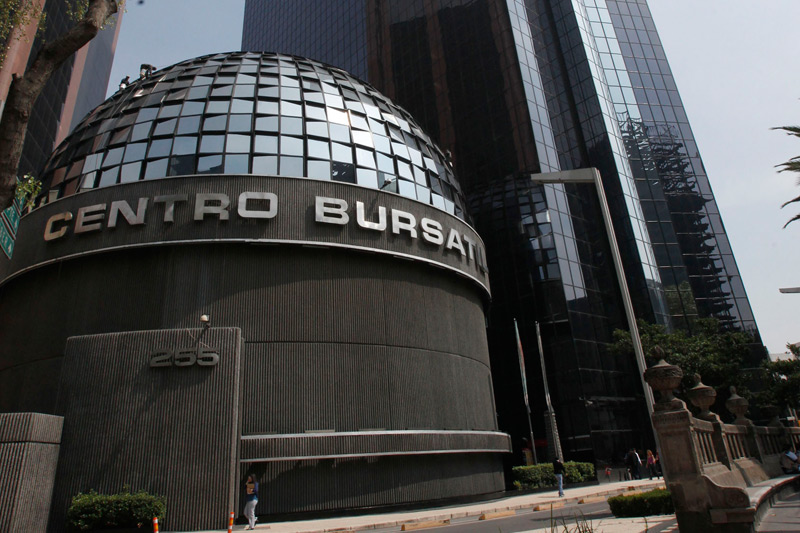 Mexico stocks higher at close of trade; IPC up 1.54%