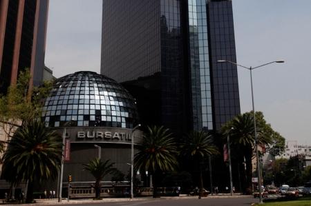Las bolsas de valores de México cerraron con caídas; el S&P/BMV IPC perdió un 0.59%