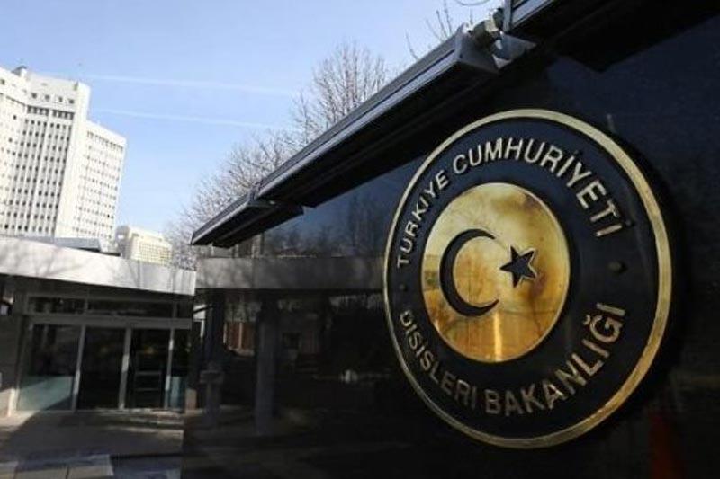 Dışişleri Bakanlığı Sözcüsü Hami Aksoy'dan S-400 açıklaması