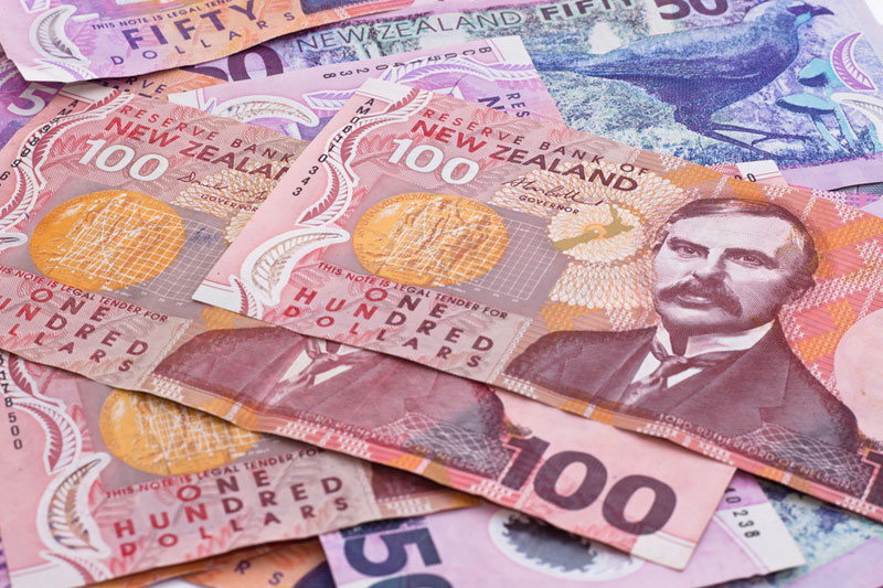 Forex New Zealand Dollar Steady Supported By China Trade