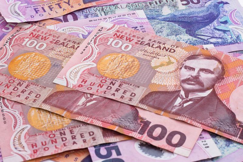 The New Zealand Dollar Fell On Thursday