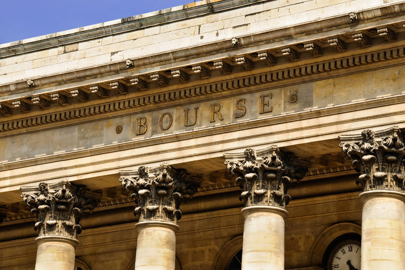 France shares higher at close of trade; CAC 40 up 0.08%