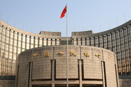 中国5月社会融资增量3.19万亿元,M2同比增长11.1%