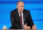 Путин потребовал увеличить рост зарплат россиян