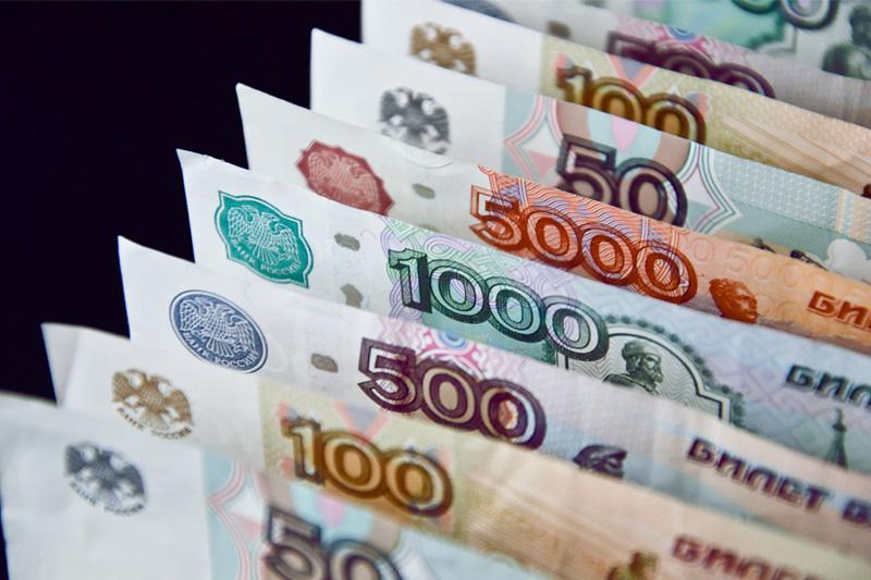 Рубль продолжает укрепляться