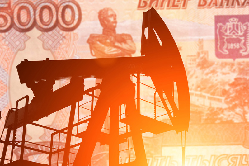 ruble lifted by domestic payments higher oil prices by reuters