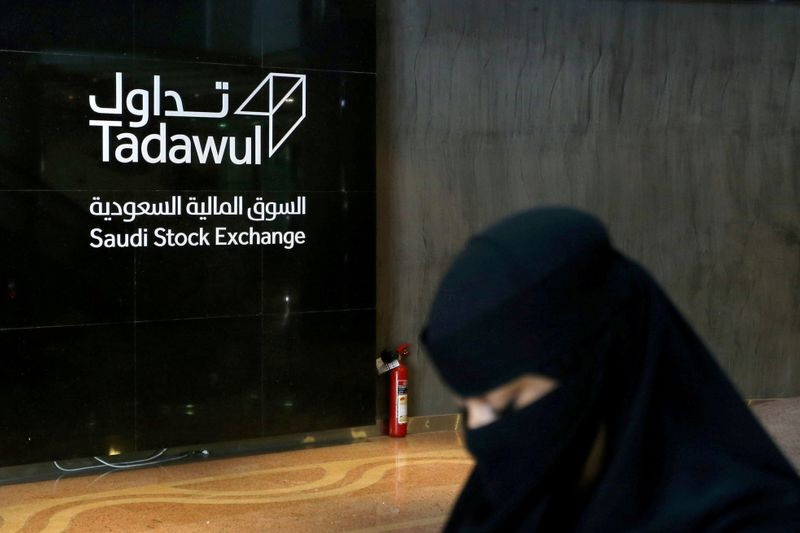 Saudi Arabia stocks higher at close of trade; Tadawul All Share up 0.25%